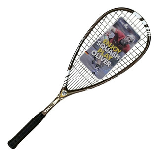 Raquete Squash Oliver Yell Cl 120 Gramas