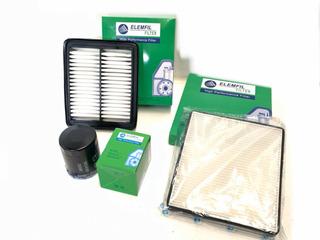 Kit De Filtros Jimny Filtro Ar + Filtro Cabine + Filtr Oleo