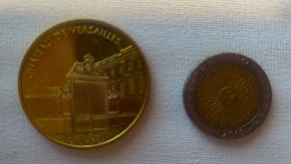 Moneda Chateau De Versailles