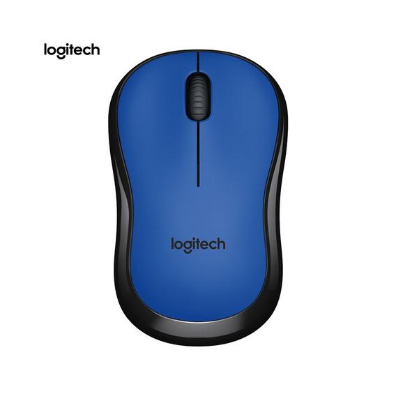 Logitech M220 Sem Fio Wifi Mouse Ergonômico Móvel Silencioso