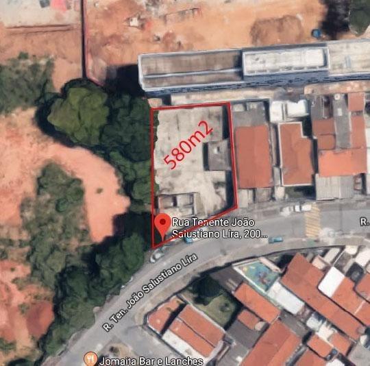 Terreno Comercial Para Venda E Locação, Jardim Humaitá, São Paulo. - Te0010