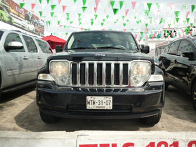 Jeep Liberty Limited Base Piel 4x2 Mt 2008