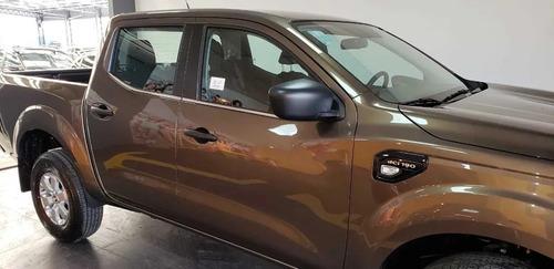 Renault Alaskan Emotion 4x2 Anticipo De $560000 Sale Ya (lf)