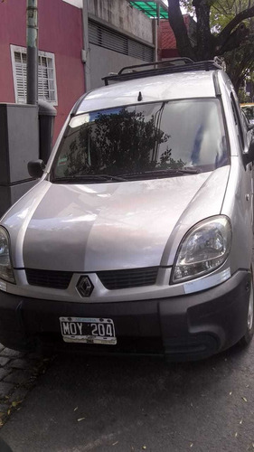 Imagen 1 de 7 de Renault Kangoo 2013 1.6 2 Furgon Confort Cd Svt 1plc
