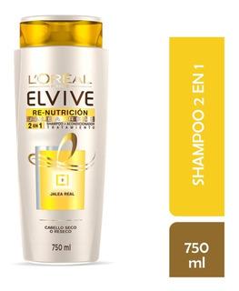 Shampoo 2 En1 L