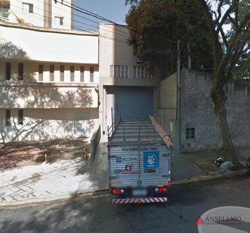 Salão Para Alugar, 390 M² Por R$ 5.500,00/mês - Rudge Ramos - São Bernardo Do Campo/sp - Sl0268