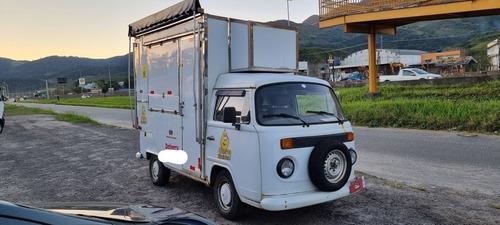 Vw Kombi Food Truck Ano 1999