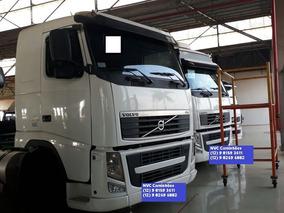 Volvo Fh 440 6x2 2010 C/ar Aut = Fh380 Fh460 Globtroter Nh
