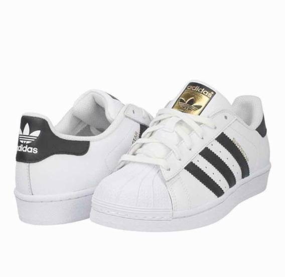 Tênis adidas Superstar Foundation Clássico Original