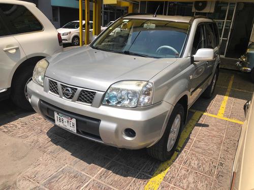 Nissan X-trail 2007 2.5 Le Comfort Cvt Mt