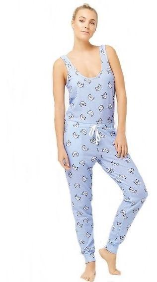 Jumpsuit De Pijama De Gatitos Forever 21 Kawaii Moda