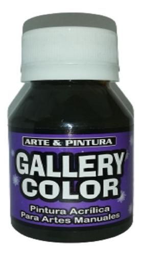 Acrílico Gallery Color Café Wenge