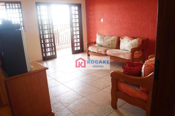 Sobrado Com 3 Dormitórios À Venda, 285 M² Por R$ 395.000,00 - Vila Menino Jesus - Caçapava/sp - So0795
