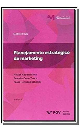 Planejamento Estratégico De Marketing - 05ed/18