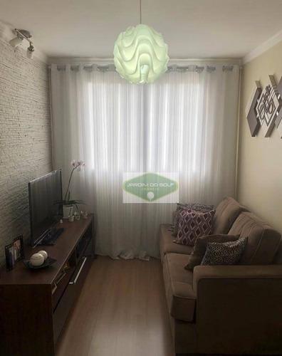 Apartamento 02 Dorm. Para Venda Em Santo Amaro Sp - Ap3416