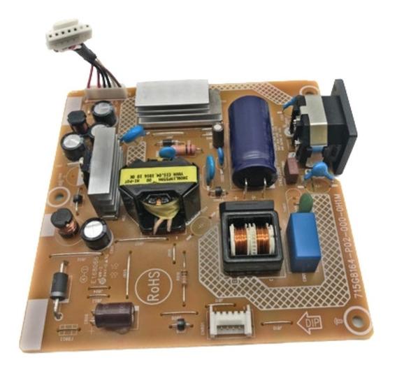 Placa Fonte Monitor Dell P2217h P2417h 715g8164-p02-000-0h1m