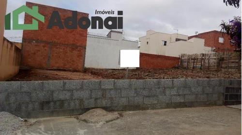 Terreno  À Venda, Residencial Jundiaí. - Te0091