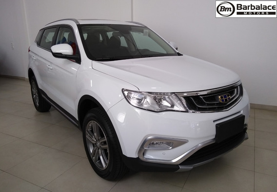 Geely Emgrand X7 Sport Active 2.4 4x2 Aut/sec 6 0km 2019