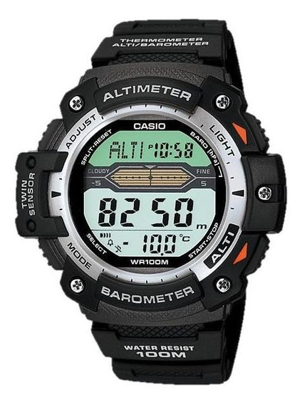 Reloj Casio Sports Sgw-300h-1av