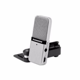 Microfono Usb Cond. Samson Gomic Directo A La Pc Cuotas
