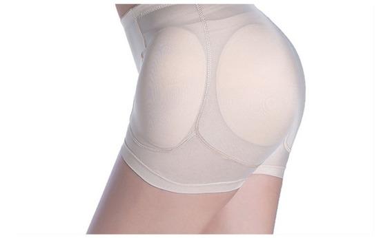 Nuevo Panty 4 Rellenos Push Up Aumento Cadera Pompis