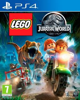 Lego Jurassic World Ps4 Digital Gcp