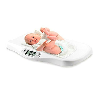Afendo Electronic Digital Smoothing Escala Para Bebés, Be