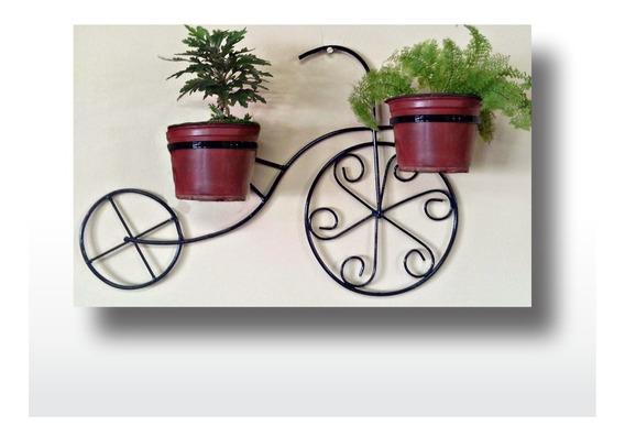 Bicicleta De Jardim Vertical, Suporte Para Plantas.