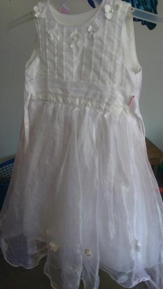 Vestido Para Eventos Tallas 2 Y 6 Colores Únicos