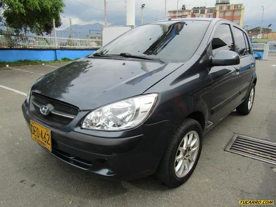 Hyundai Getz Full