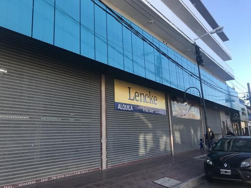 Imagen 1 de 6 de Lencke Alquila - Excelente Local Sobre Avenida Apto Multiples Rubros