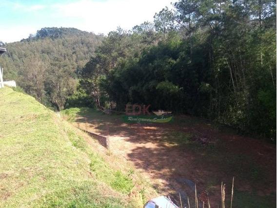 Terreno À Venda, 1856 M² Por R$ 250.000 - Zona Rural - Santa Branca/sp - Te1540