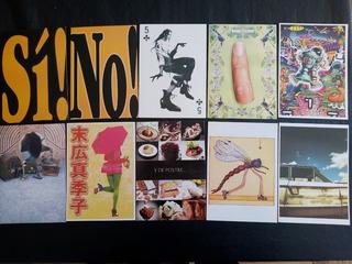 Tarjetas Postales Coleccionables Boomerang Cards Años 90.