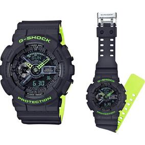 Relógio Casio G-shock Analógico E Digital Ga-110ln Original
