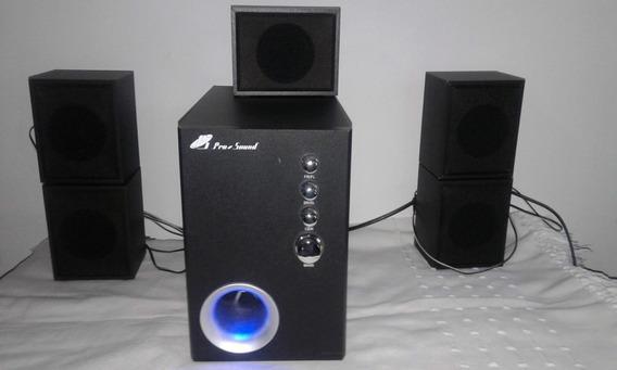 Cornetas Home Teather Pro Sound. Si Disponible