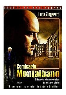 El Comisario Montalbano - (13 Temporadas) Completa - Dvd