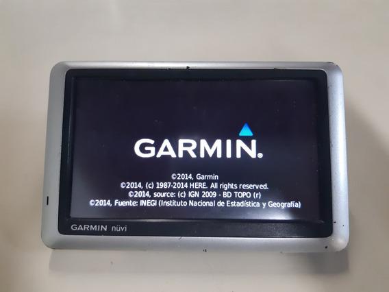 Gps Garmim Nuvi 1450 Sem Acessórios Funcionando