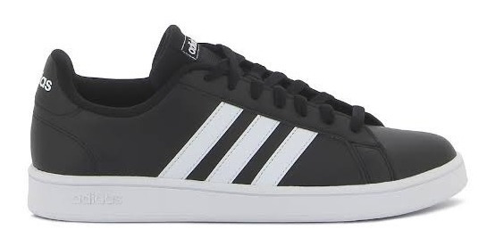 Tenis adidas Grand Court Base Negro