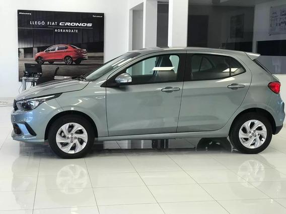 Fiat Argo 0km Entrega Inmediata $120.120 Y Cuotas Fijas A-