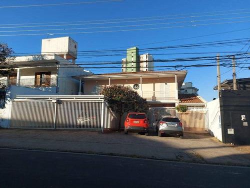 Imagem 1 de 30 de Casa Com 4 Dormitórios À Venda, 233 M² Por R$ 1.800.000,00 - Jardim Chapadão - Campinas/sp - Ca14980