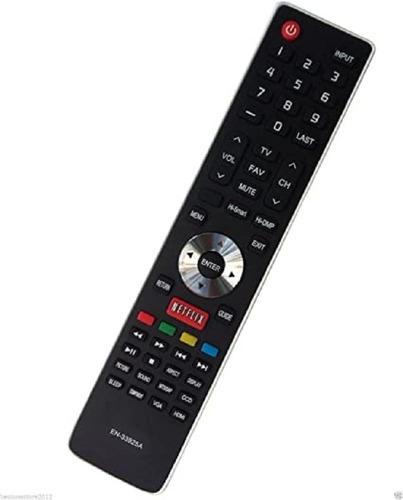 Imagen 1 de 1 de Control Remoto Smart Tv Bgh Jvc Noblex Sanyo Hisense Pioneer
