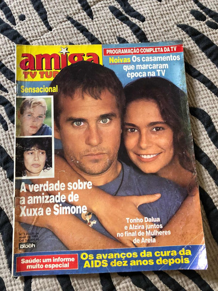 Amiga 1203 Novelas Mulheres D Areia Mara Joana Tânia Alves