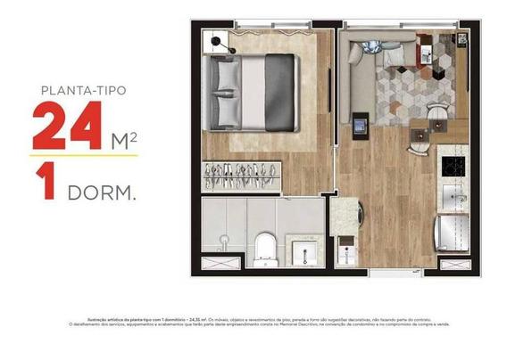 Apartamento Tatuapé 1 Dormitório