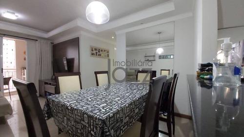 Excelente Apartamento Com 3 Quartos À Venda, 77 M² Por R$ 467.000 - Swift - Campinas/sp - Ap5134