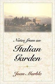 Livro Notes From An Italian Garden Joan Marble