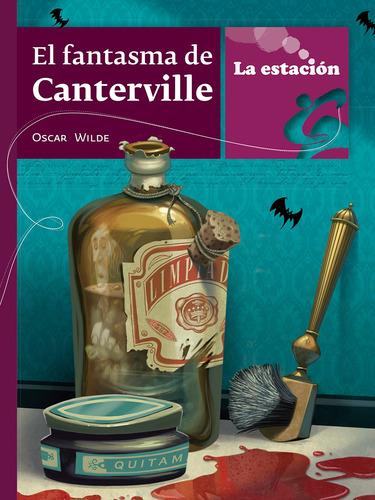 Imagen 1 de 1 de El Fantasma De Canterville - Estación Mandioca -