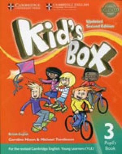 Imagem 1 de 1 de Kid's Box 3 - Pupil's Book - British English - Update Second