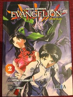 Manga Evangelion Tomo 2