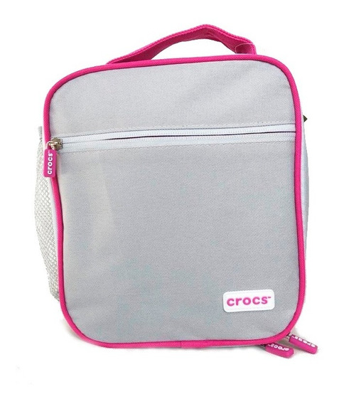 Luncheras Crocs City Lunchbag Rosa