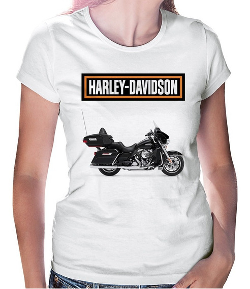 Baby Look Moto Harley Davidson Electra Glide Ultra Limited